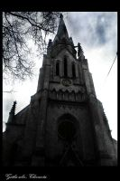Gothic Cathedral by PatheticSeduser