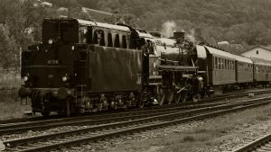 Series 41-018 Steam engine by UdoChristmann