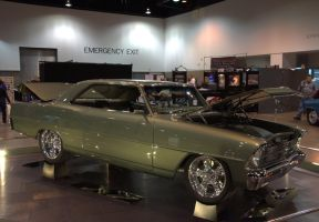1967 Chevrolet Nova by Razgar