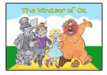 The Windsor of Oz Title Card by TopperHay