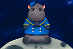 Hippo in duck's clothing by Maryanne007