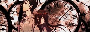 Steins Gate Signature by Mitsushi-EH