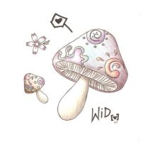 shrooms2 by ChibiPandaMonster
