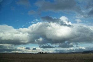 Clouds after four by Iliana-Tabi-CAt