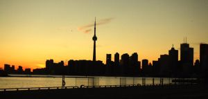Toronto Evening 2 by PaulRokicki