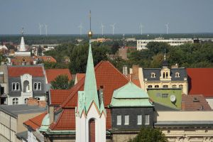 Cottbus -- Roofs by utico
