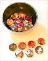 Badges for you by kimiko