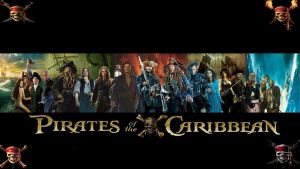 Pirates of the Caribbean 1-5 Legacy Banner by The-Dark-Mamba-995