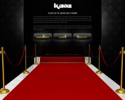 Kaoz - Webdesign by Noergaard
