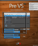 PreBlack VS 1.1 for Windows 7 by vi20RickrMetal12us