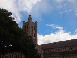 Cathedral tower by uematsu77