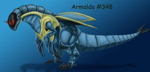 Armaldo the Crab-Dino