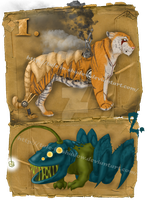 Monsters-Adopts - AUCTION (1 2) OPEN by Tale-in-shadow