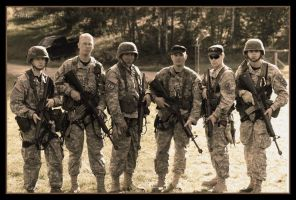Band of Brothers pt. 2 by Buddy9832