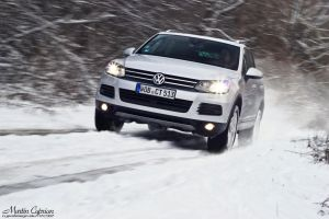 Volkswagen Touareg by CypoDesign