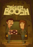 The Mighty Boosh by jamesgilleard