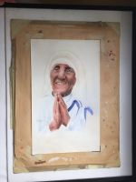 Mother Theresa (full view) by DominionSamael