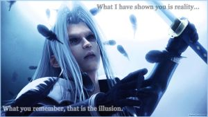 Sephiroth Advent Children by SeptemTerra