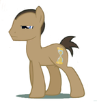 9th Doctor ponified by Simon-Conduit