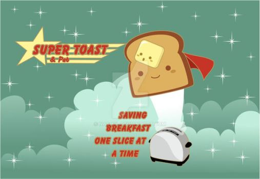 Super Toast Updated by Nashiil