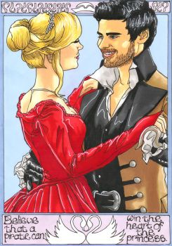 Believe: CaptainSwan by perfect-fairytale