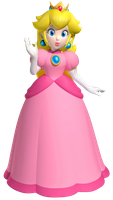 Princess Peach by YoshiGo99