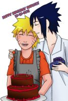 Happy Birthday Naruto by unknow-chan