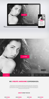 NOVO.STUDIO OnePage Theme by Neurath-Art
