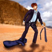I don't wanna go... (Broadchurch) by i4dezign73