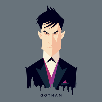 Gotham Vector by funky23