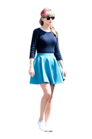 PNG Taylor Swift by TeamTayMemilena