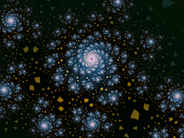 Galaxy Of Fractal Art by LukasFractalisator