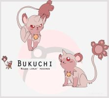 Fakemon-Bukuchi by Kitchiki
