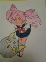 Rini from Sailor Moon by MusicLover88