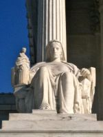 Contemplation of Justice 2 by 44NATHAN