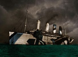 Her Sword Will Part The Seas by RMS-OLYMPIC