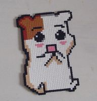 Hama Beads - Ebichu by acidezabs