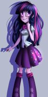 EqG - Twilight Sparkle by VardasTouch