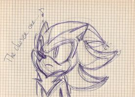 Shadow-sketch by Ad1er
