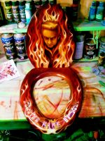Burning Ring of Fire - WIP by hardart-kustoms