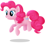 Mare in pink by silberhase