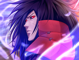 The Legendary Uchiha | Naruto by DivineImmortality