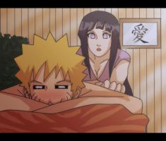 Naruhina: Gentle fist massage by Nishi06