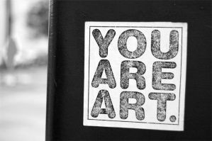 YouAreArt. by grafici