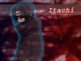 Itachi by megan17