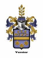 verster family crest by gismo84