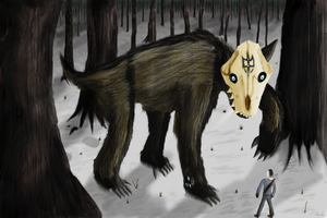 Hatycan, Titan of the Tundra by CetusCelestus