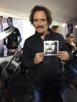 Kim Coates with my Drawing - SONS OF ANARCHY by Doctor-Pencil