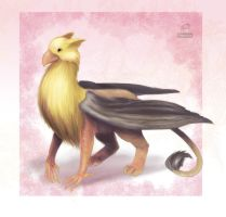 Griffin by akaZealot