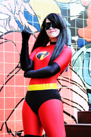 Violet Parr || World needs heroes by Lomi-hime